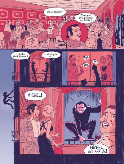 Page 5 Les amants d'Hérouville + ex-libris offert