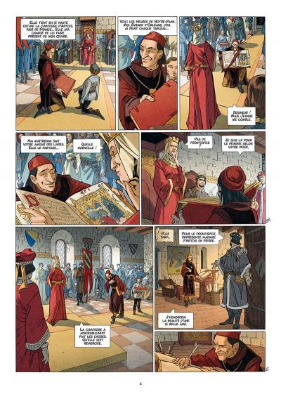 Page 2 Les reines de sang - Jeanne, La mâle reine tome 2