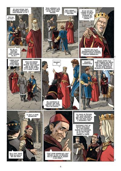 Page 4 Les reines de sang - Jeanne, La mâle reine tome 2