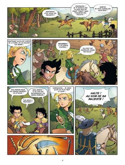 Page 2 Un pour tous ! tome 3