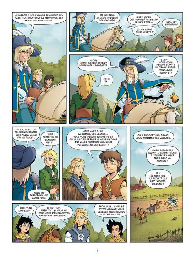 Page 3 Un pour tous ! tome 3