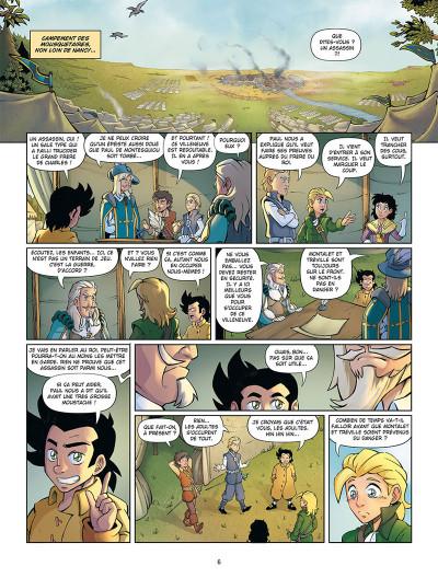 Page 4 Un pour tous ! tome 3
