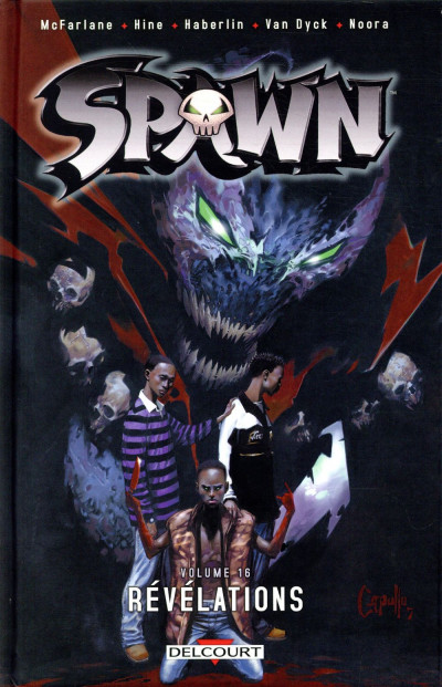Couverture Spawn tome 16