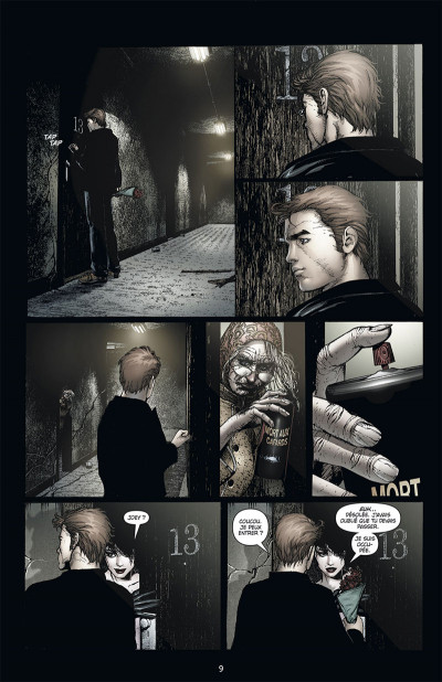 Page 3 Spawn tome 16