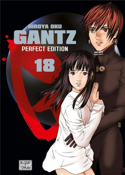 Couverture Gantz perfect tome 18