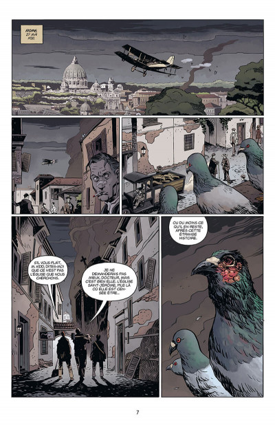 Page 1 Lord Baltimore tome 6
