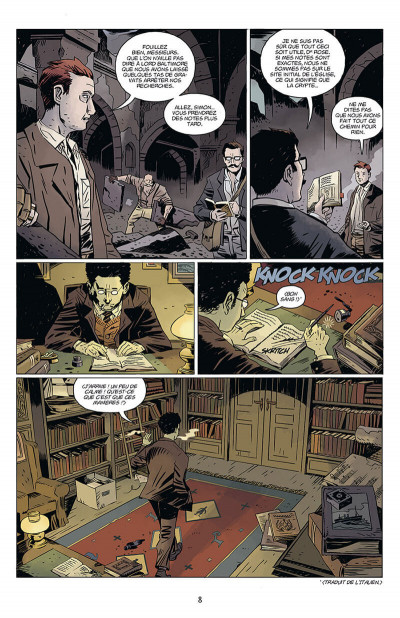 Page 2 Lord Baltimore tome 6