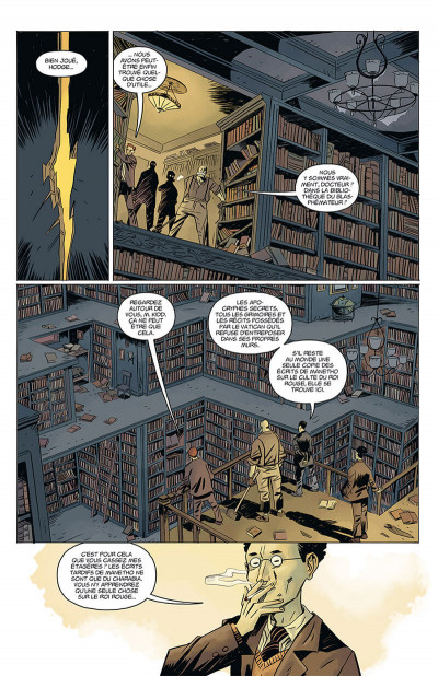 Page 4 Lord Baltimore tome 6