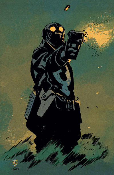 Page 2 Lobster Johnson tome 4