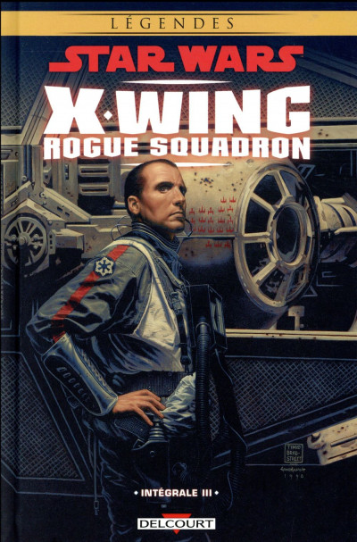 Couverture Star wars - X-wing rogue squadron - intégrale tome 3