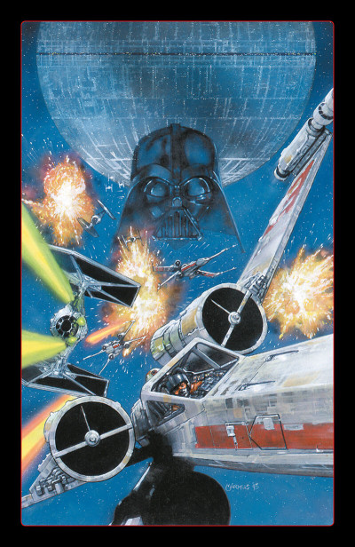 Page 2 Star wars - X-wing rogue squadron - intégrale tome 3