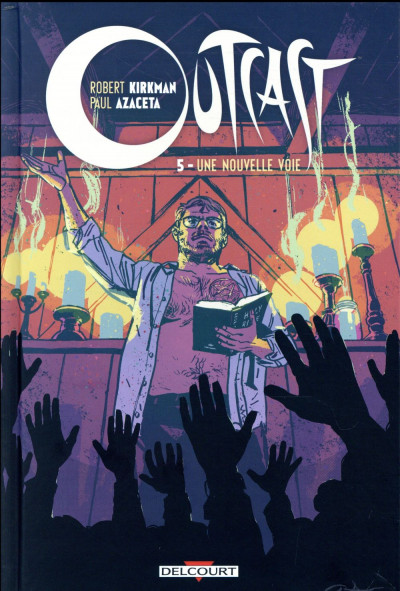 Couverture Outcast tome 5
