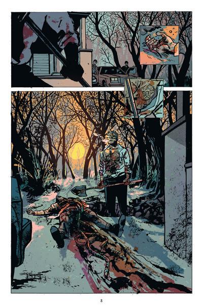 Page 4 Outcast tome 5