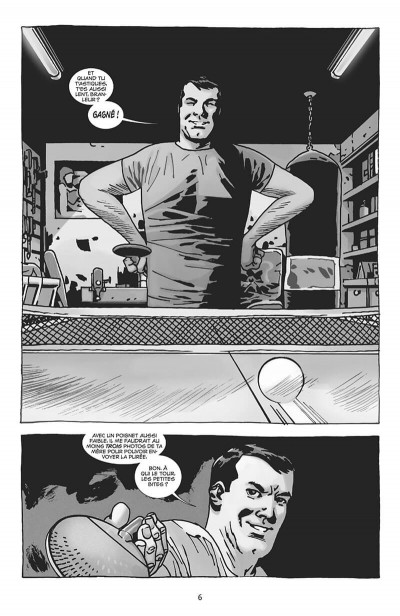 Page 6 Walking dead - Negan