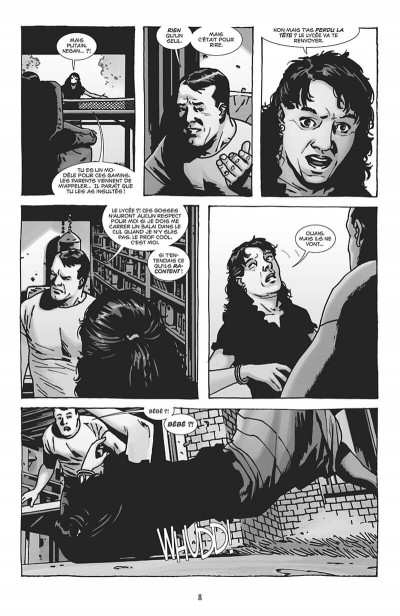 Page 8 Walking dead - Negan