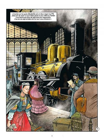Page 1 Les passagers du vent tome 8