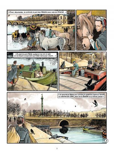 Page 3 Les passagers du vent tome 8