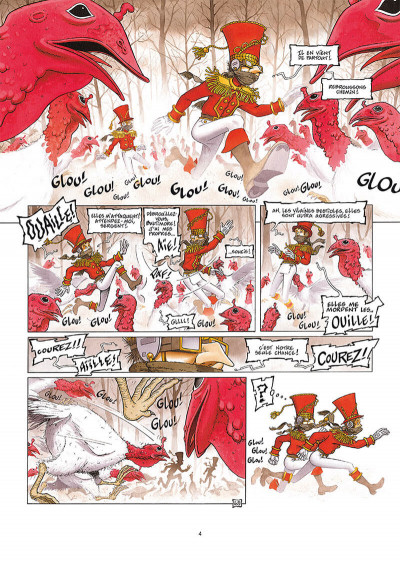 Page 2 La nef des fous tome 9