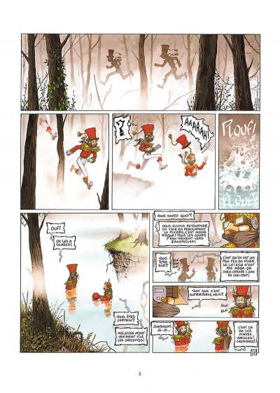 Page 3 La nef des fous tome 9