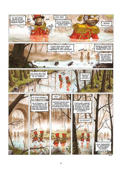 Page 6 La nef des fous tome 9