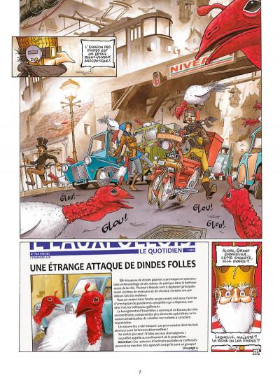 Page 7 La nef des fous tome 9