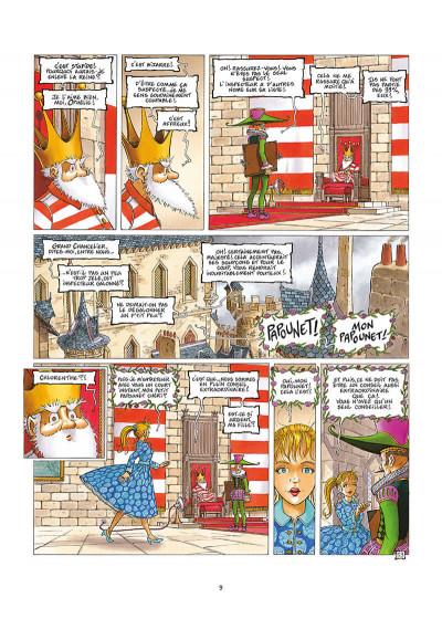 Page 9 La nef des fous tome 9