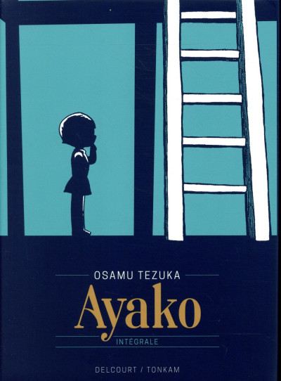 Couverture Ayako - édition 90 ans
