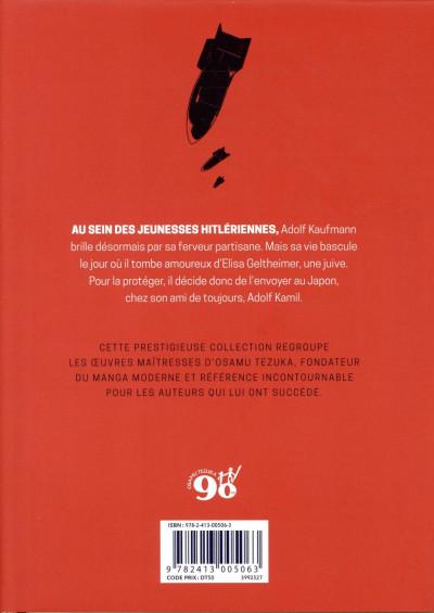 Dos L'histoire des 3 Adolf - édition 90 ans tome 2