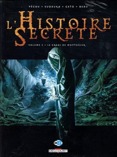 Couverture L'histoire secrète - pack tomes 1 à 3