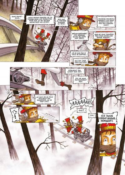 Page 5 La nef des fous tome 10