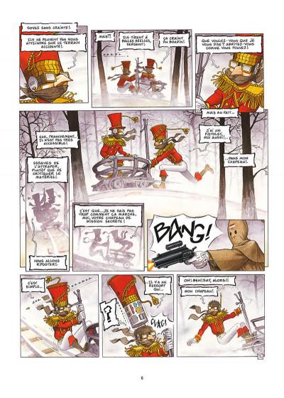 Page 6 La nef des fous tome 10