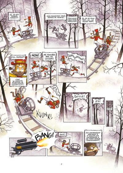 Page 7 La nef des fous tome 10