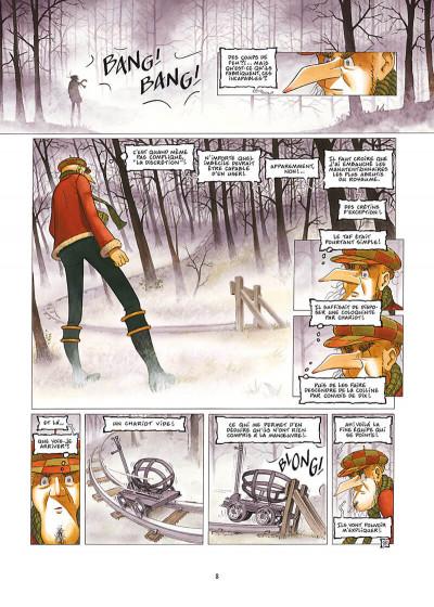 Page 8 La nef des fous tome 10