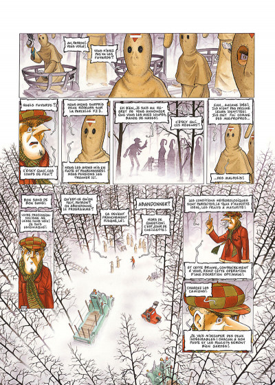 Page 9 La nef des fous tome 10
