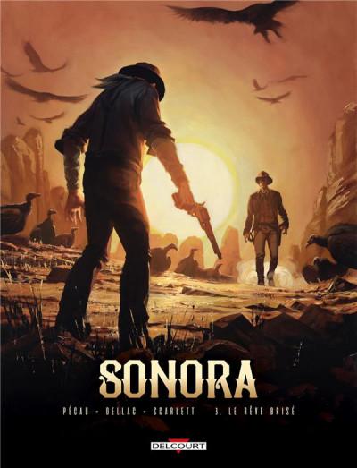 Couverture Sonora tome 3