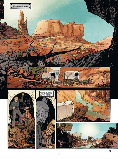 Page 1 Sonora tome 3