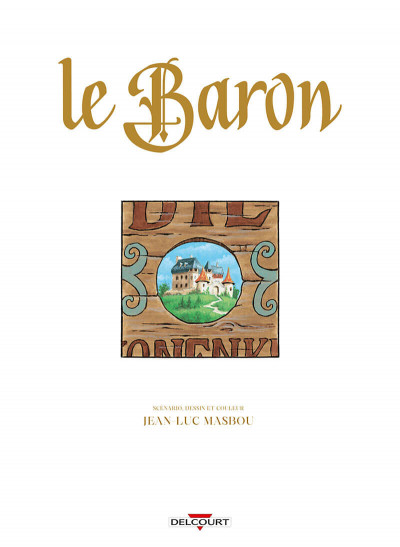 Page 1 Le baron