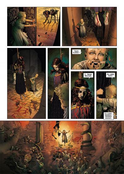 Page 2 Les reines de sang - Catherine de Médicis tome 2 + ex-libris offert