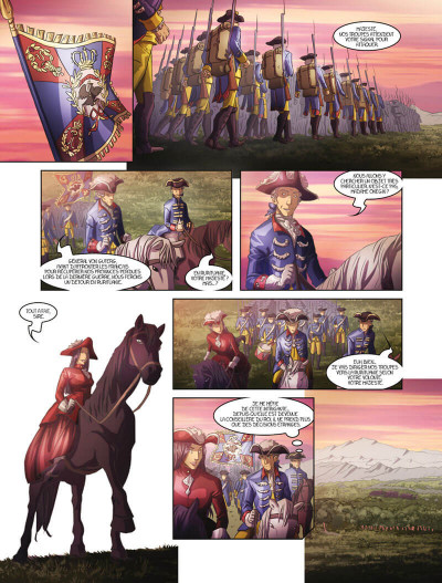 Page 4 La rose écarlate tome 15