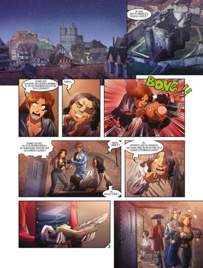 Page 5 La rose écarlate tome 15
