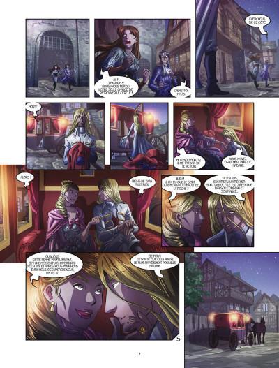 Page 7 La rose écarlate tome 15