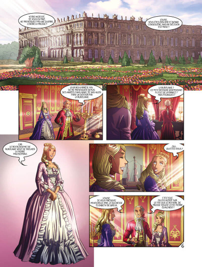 Page 8 La rose écarlate tome 15