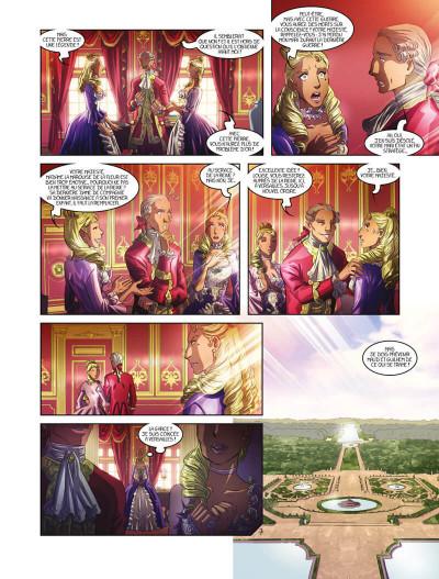 Page 9 La rose écarlate tome 15
