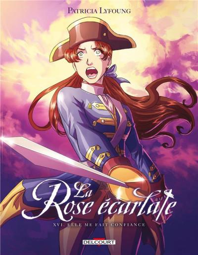 Couverture La rose écarlate tome 16