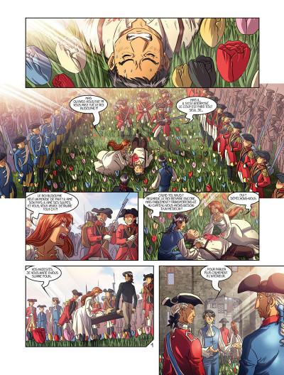 Page 1 La rose écarlate tome 16