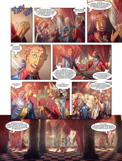 Page 3 La rose écarlate tome 16