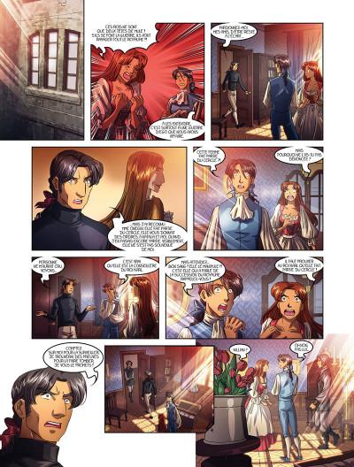 Page 4 La rose écarlate tome 16