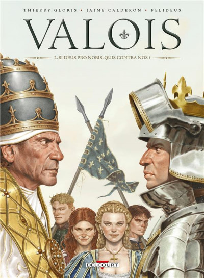 Couverture Valois tome 2