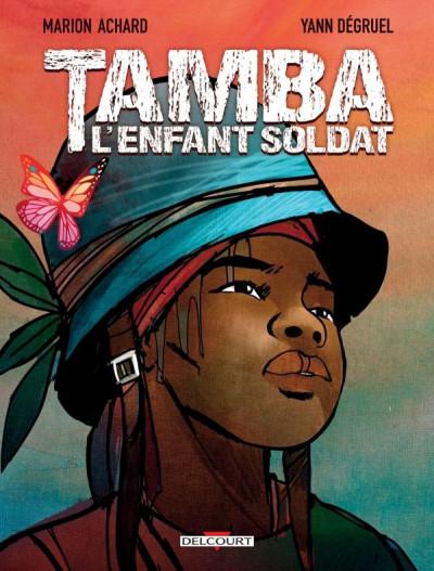Couverture Tamba, l'enfant soldat