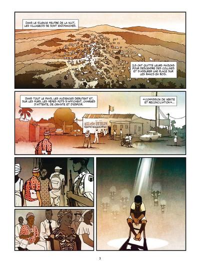 Page 1 Tamba, l'enfant soldat